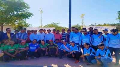 স্পেনে বাংলাদেশ অ্যাসোসিয়েশনের ক্রিকেট টুর্নামেন্ট শুরু