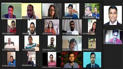 অল ইউরোপ বাংলাদেশ প্রেসক্লাবের সাধারণ সভা অনুষ্ঠিত