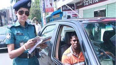 ঢাকায় ফের 'ট্রাফিক শৃঙ্খলা কার্যক্রম' শুরু