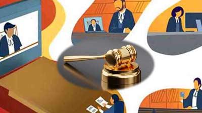 ভার্চুয়াল বিচার অব্যাহত রাখতে খসড়া আইন সংসদে উত্থাপন