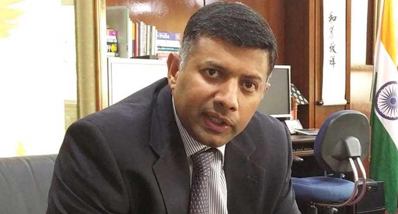 আগামী সপ্তাহে আসছেন ভারতীয় নতুন হাইকমিশনার