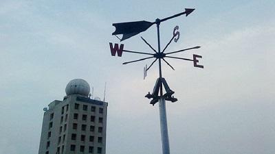 বঙ্গোপসাগরে সাগরে লঘুচাপ, আবহাওয়ার বিপদ সংকেত