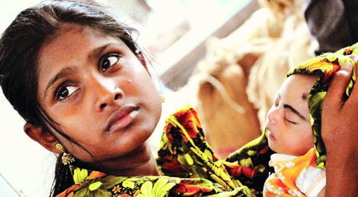 করোনাকালে 'অপ্রাপ্তবয়স্ক  প্রেগনেন্সি' বেড়েছে ৩০ শতাংশ