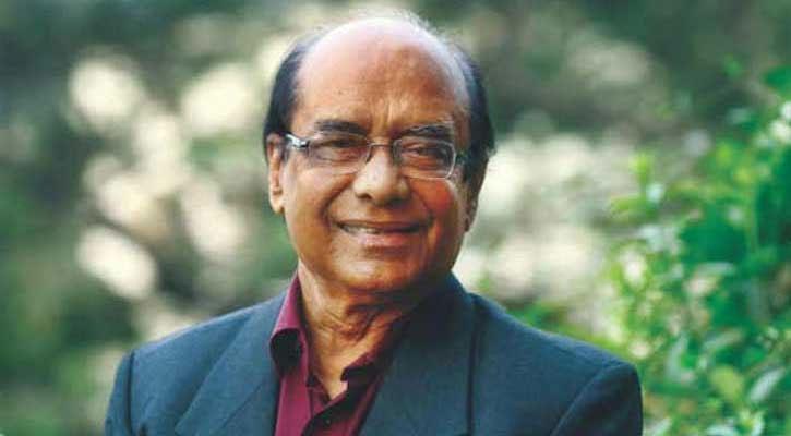 করোনায় মারা গেলেন বাংলা একাডেমির সভাপতি শামসুজ্জামান খান