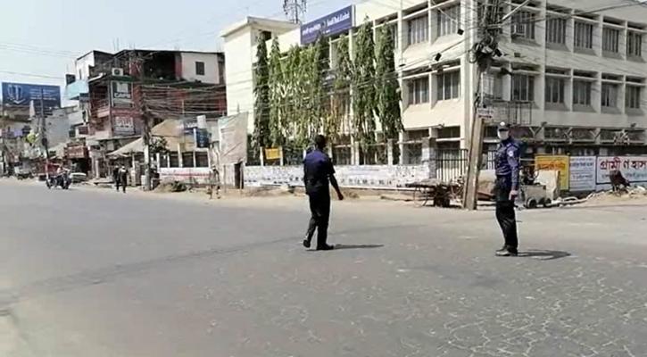 নোয়াখালীতে বিশেষ লকডাউন বাড়ল আরও ৭ দিন