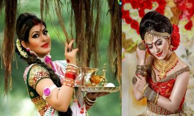 নববর্ষে শুভেচ্ছা জানালেন অভিনেত্রী  প্রিয়াঙ্কা জামান