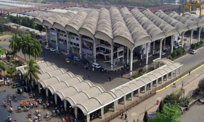 ভেঙে ফেলতে হবে কমলাপুর রেলওয়ে স্টেশন বিল্ডিং