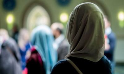 নারীদের সর্বাঙ্গ পর্দার অন্তর্ভুক্ত