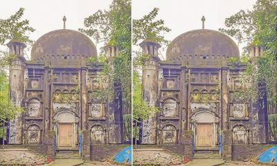 কালের গর্ভে হারিয়ে যাচ্ছে শতবছরের ঐতিহ্যবাহী মসজিদগুলো