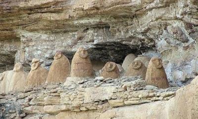 'মেঘের যোদ্ধা' চাচাপোয়ার রহস্যময় শক্তি