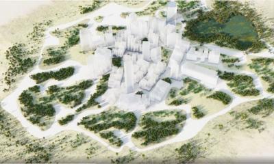 হাজার কোটি টাকা ব্যয়ে ভবিষ্যতের শহর বানাচ্ছে সৌদি আরব