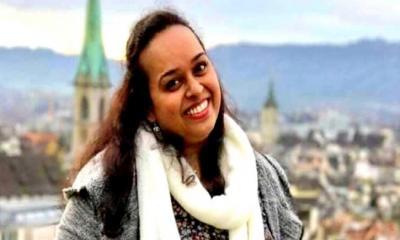 সুইজারল্যান্ডে এমপি হয়ে ইতিহাস গড়লেন বাংলাদেশি নারী