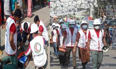 চসিক 'ভোটযুদ্ধে' আহতদের চিকিৎসা দেবে রেড ক্রিসেন্ট