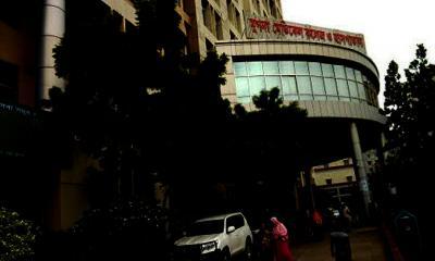 চিরকুট লিখে হাসপাতালে করোনা রোগীর 'আত্মহত্যা'