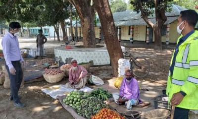 কাঁচা বাজার আবারও উন্মুক্ত স্থানে বসানোর প্রস্তাব