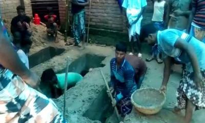 'কতজন মারা গেছে জানা নাই, শুধু জানি আমি এতিম হয়ে গেছি'