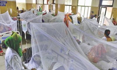 ডেঙ্গু জ্বরে আরও ২৭৫ জন হাসপাতালে