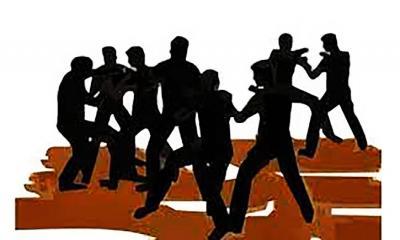 আ'লীগের দুই গ্রুপের সংঘর্ষ, গুলিবিদ্ধসহ আহত ১০