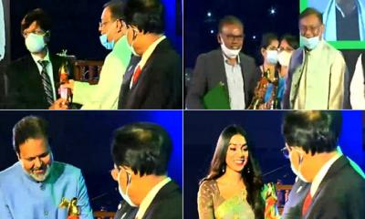 ৪৪তম 'জাতীয় চলচ্চিত্র পুরস্কার' পেলেন বিজয়ীরা