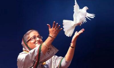 আনন্দবাজারে 'বাংলাদেশ বন্দনা'