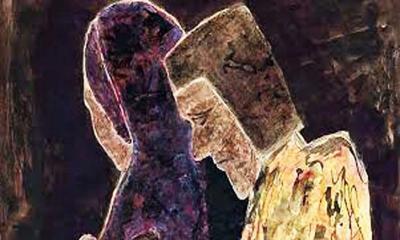 রবীন্দ্রনাথের আঁকা ছবি নিলামে