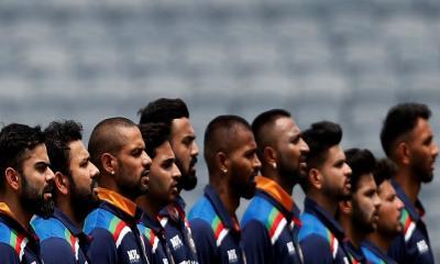 ভারতীয় ক্রিকেটাররা জানালেন ঈদের শুভেচ্ছা