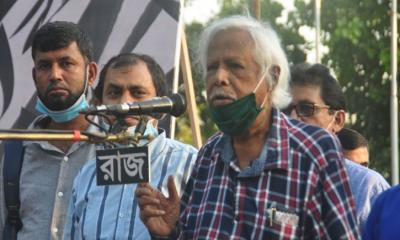 এখন শুধু ধাক্কা দিলেই সরকার পতন: ডা. জাফরুল্লাহ