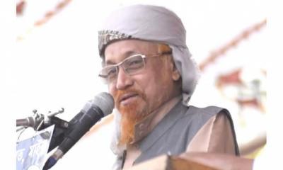 হেফাজত নেতা মাওলানা জুনায়েদ আল হাবিব গ্রেফতার
