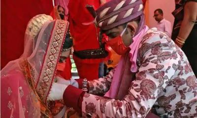 ফেসবুক পরিচয়ে বাংলাদেশে এসে বিয়ে, পাচারকারী সন্দেহে নব-দম্পতি কারাগারে