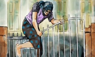 স্বামীকে অচেতন করে প্রেমিকের সঙ্গে পালাতে লুটপাট