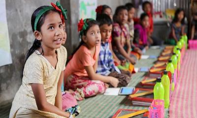 প্রাথমিক শিক্ষার উন্নয়নে ৩৯ কোটি টাকা সহায়তা দিচ্ছে জাপান