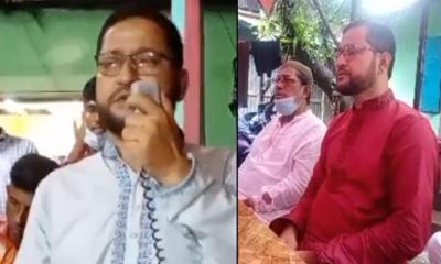 ভোলায় তজুমদ্দিনে স্বতন্ত্র প্রার্থীর ভোট বর্জন