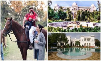 সাইফ আলি খানের ৮০০ কোটি টাকার রাজপ্রাসাদ