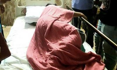 চলন্ত ট্রেনে পাথর নিক্ষেপে বিশ্ববিদ্যালয় ছাত্রী গুরুতর আহত