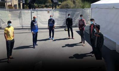 নিউজিল্যান্ডে মানসিকভাবে ফিট হলেও দিনে ঘুমাচ্ছেন ক্রিকেটাররা