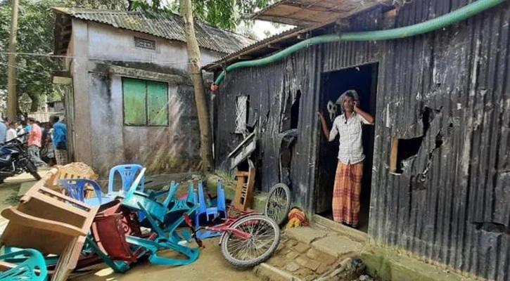 সুনামগঞ্জে হিন্দু গ্রামে হামলার আসল রহস্য ফাঁস