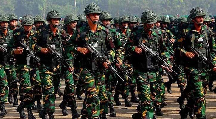 এসএসসি পাসে 'সৈনিক' পদে জনবল নিচ্ছে সেনাবাহিনী