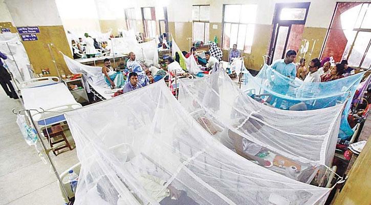 দেশে ডেঙ্গু আক্রান্ত হয়ে আরও ২৮৮ জন হাসপাতালে