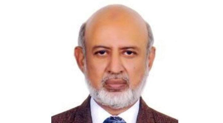 করোনায় ঢাবি অধ্যাপক নজরুল ইসলাম খানের মৃত্যু