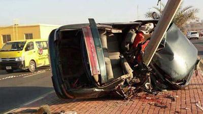 আরব আমিরাতে সড়ক দুর্ঘটনায় দুই বাংলাদেশি নিহত