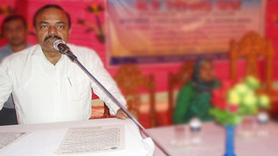 'উন্নয়নের রূপকার খালেদা জিয়া' বললেন ডিসি!