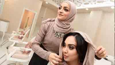 যুক্তরাষ্ট্রে মুসলিম নারীদের অন্যরকম পার্লার