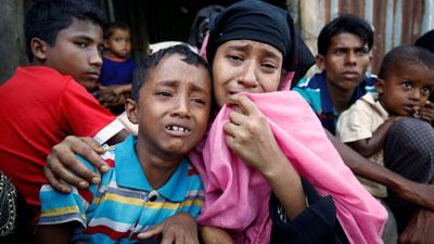 'বাংলাদেশে আসা ৮০ শতাংশ রোহিঙ্গা নারীই ধর্ষণের শিকার'