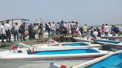 কাঁঠালবাড়ী-শিমুলিয়া নৌপথ চালু
