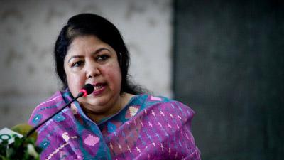 'নারী আইনজীবীদের প্রশিক্ষণের মাধ্যমে দক্ষ করতে হবে'