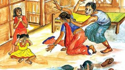 যৌতুক দাবি: আগুনে ছ্যাঁকায় গৃহবধূকে নির্যাতন