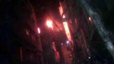 রাজধানীতে ওয়ালটনের শো-রুমের আগুন নিয়ন্ত্রণে
