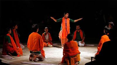 ঢাকা ও জাবিতে 'ইঙাল আঁধার পালা'