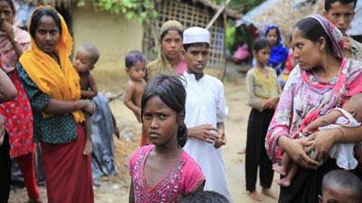 বাংলাদেশে আশ্রয় নিয়েছে ৬৫ হাজার রোহিঙ্গা