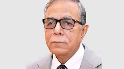 রমজান উপলক্ষে রাষ্ট্রপতির শুভেচ্ছা